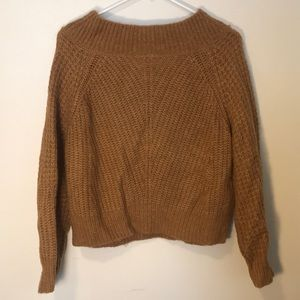Leith wool blend sweater